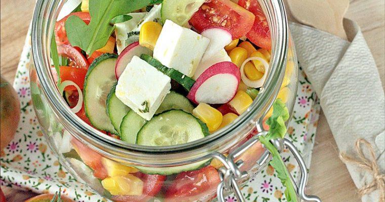 Meat Free Monday: insalata di orzo e quartirolo