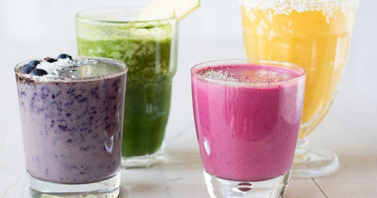 Mid Summer Smoothies