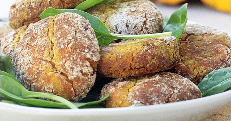 Polpette di Zucca, miglio e lenticchie