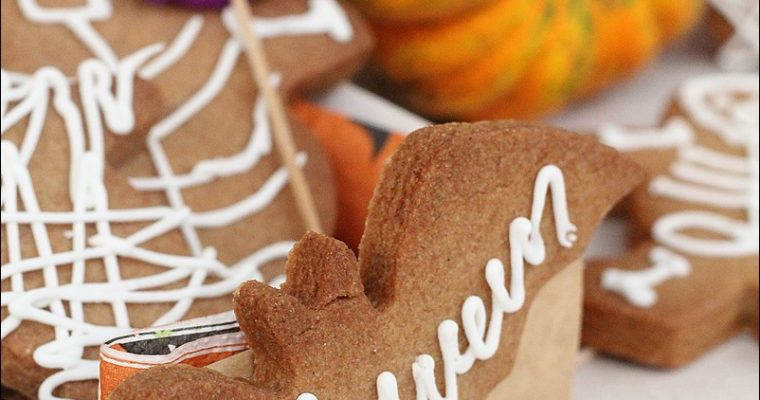 Dolci d'Autunno: Biscotti vegan di Halloween