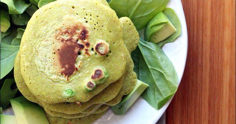 Meat Free Monday: Pancakes di verdure