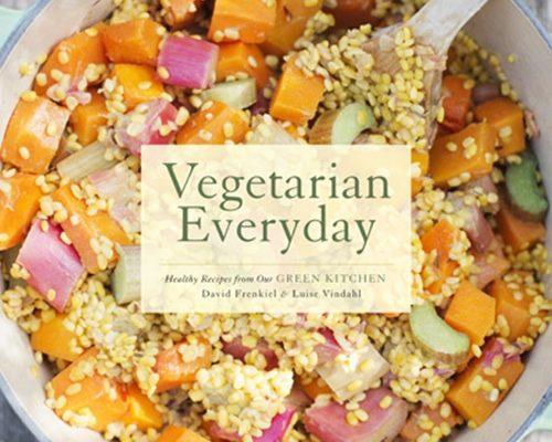 I miei cinque libri di cucina veggie preferiti