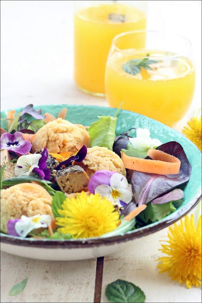 Gluten Free Buddha Bowl