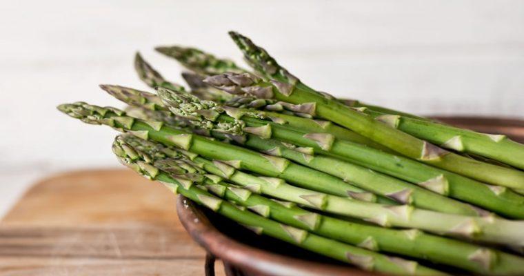 Crumble di asparagi al forno