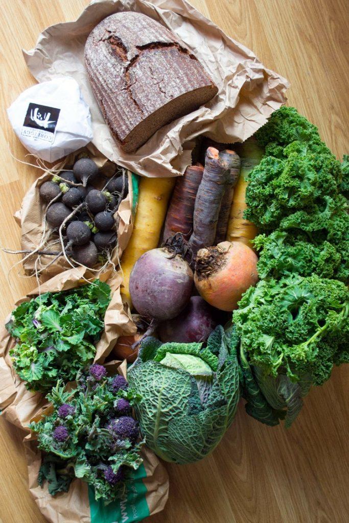 alimentazione consapevole frutta e verdura di stagione