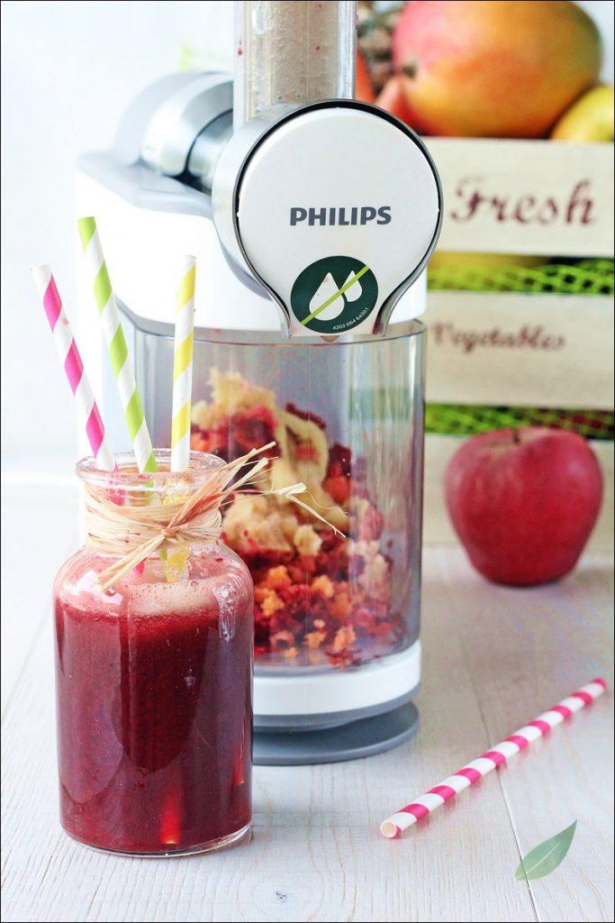 Estrattore di succo micro juicer di philips