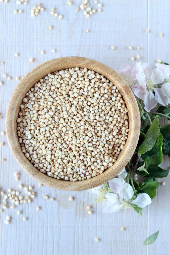 Barrette vegan di quinoa e cioccolato