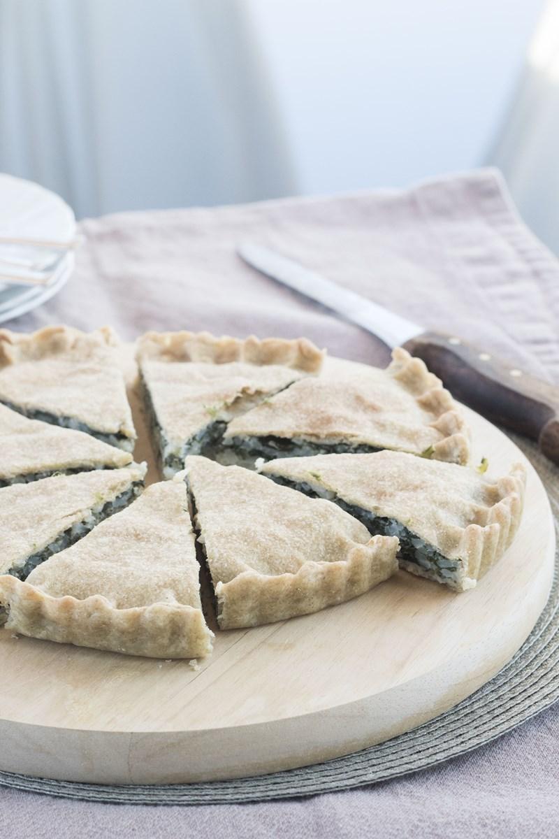 torta verde di nonna iva