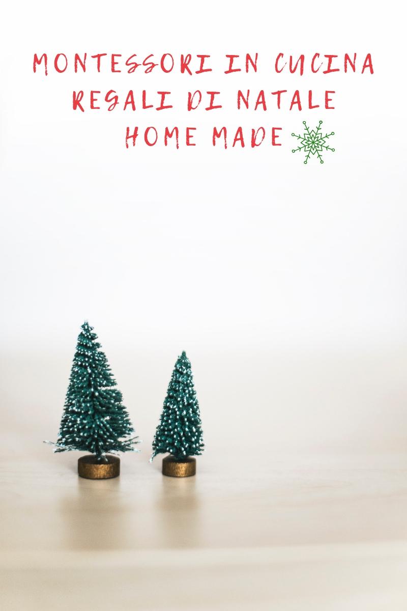 Regali golosi di Natale fai da te coi bambini | The green pantry