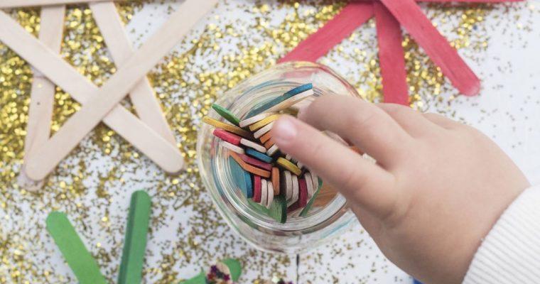 Montessori a Natale: lavoretti semplici da realizzare con i bimbi