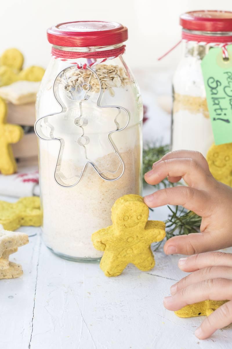 Regali di Natale in barattolo facili e veloci | The green pantry
