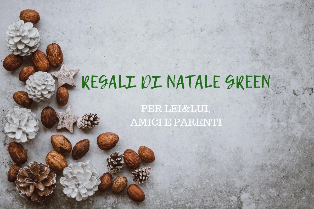 Regali Natale Per Coppia Di Amici.Regali Di Natale Green Per La Famiglia The Green Pantry