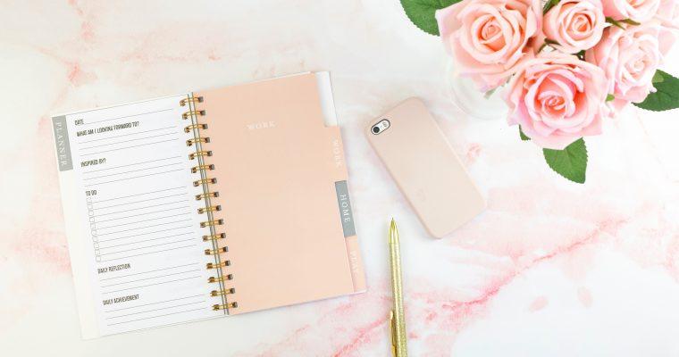 Organizza i tuoi obiettivi, i tuoi impegni e le tue passioni con il Bullet Journal