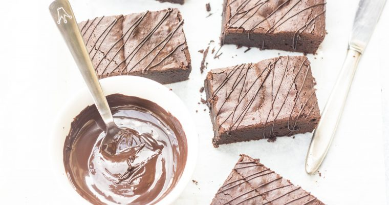 Brownies al Cioccolato: la ricetta originale made in USA