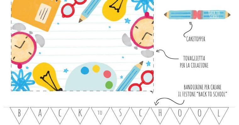Montessori in Cucina: Focaccia veloce al farro e un Free Printable speciale