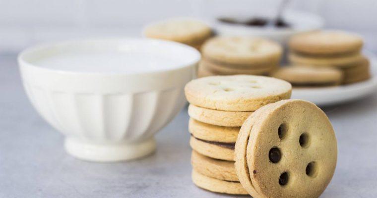 Biscotti Baiocchi: la ricetta che mi riporta all'infanzia
