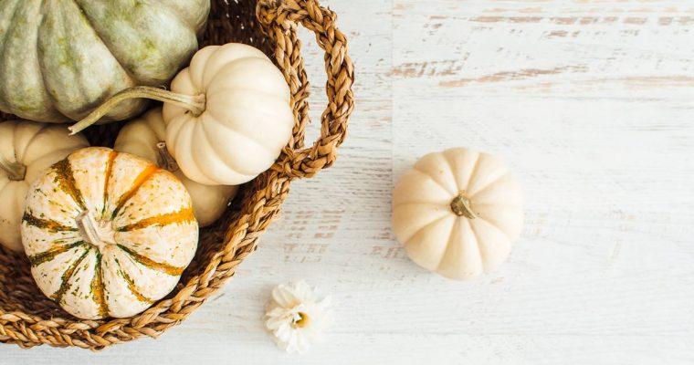Ottobre: Speciale Zucca e Funghi, un nuovo E-BOOK dedicato agli ingredienti di stagione