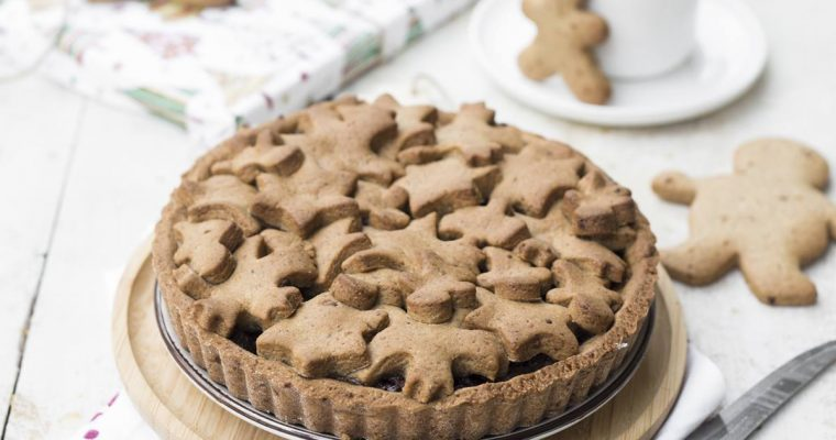 Biscotti Gingerbread Vegani e i Free Printables di Dicembre