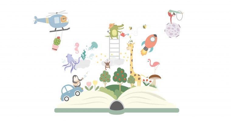 Libri per Bambini che parlano della Paura del Buio