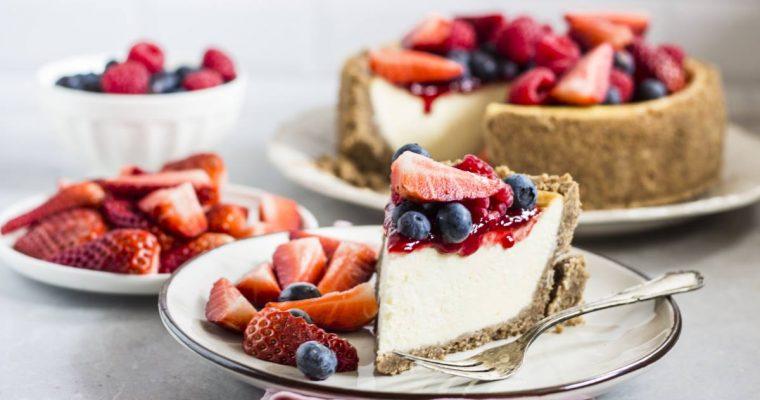 New York Cheesecake: la mia ricetta infallibile!