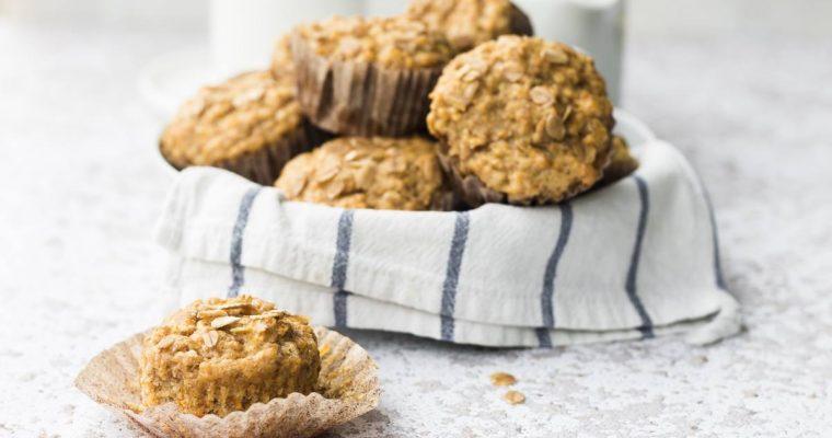Muffins Facilissimi con Scarti dell'Estratto