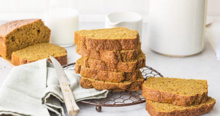 Pumpkin Bread: Pan di Zucca Speziato per la Colazione